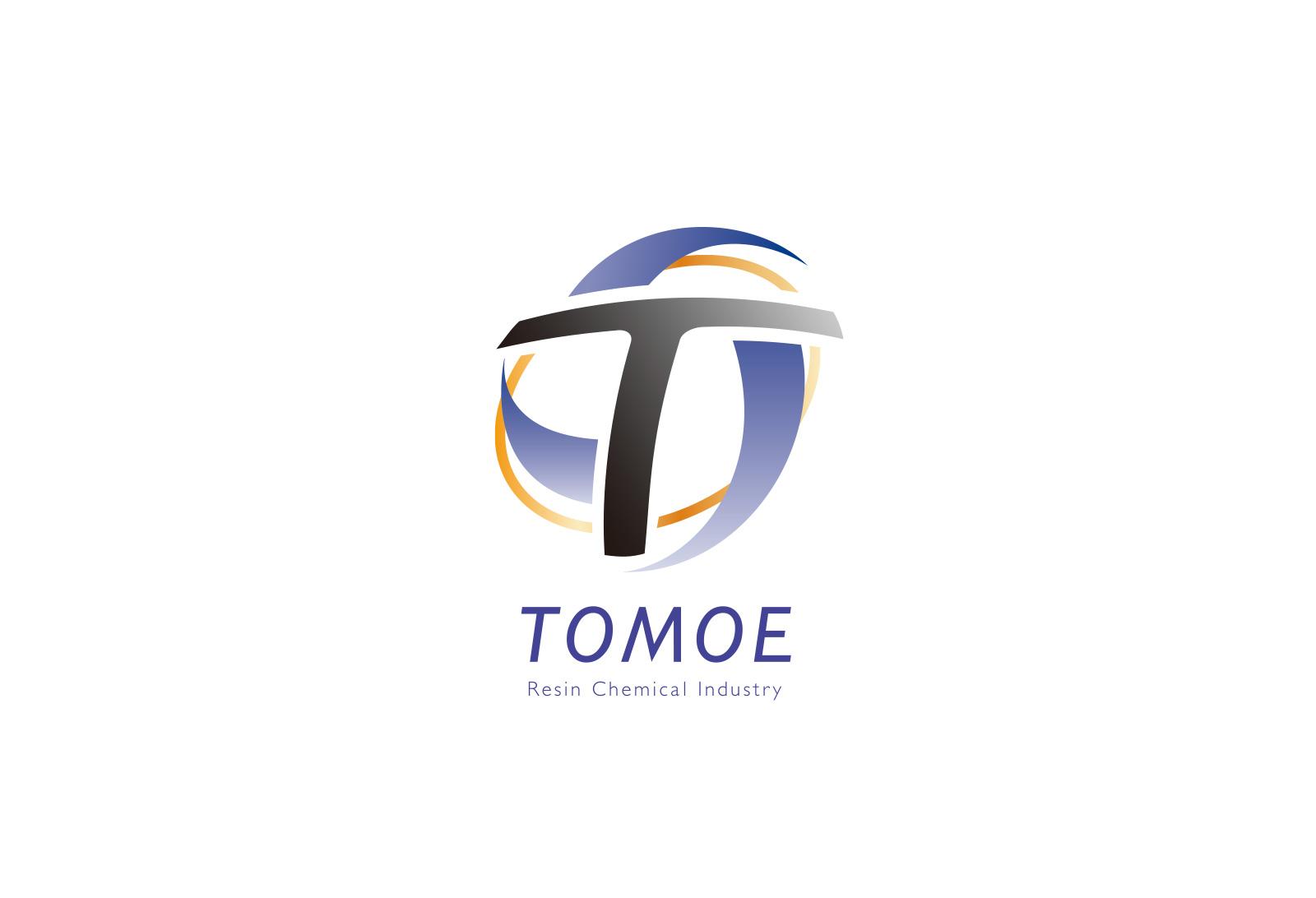 トモエ樹脂化工 ロゴ
